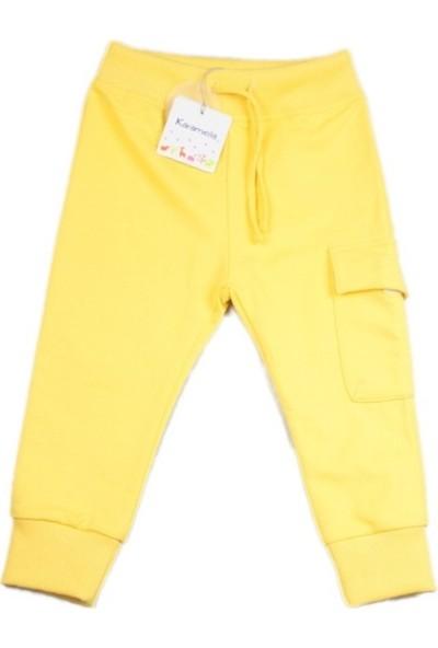 Karamela Erkek Çocuk Körük Cepli Pantolon