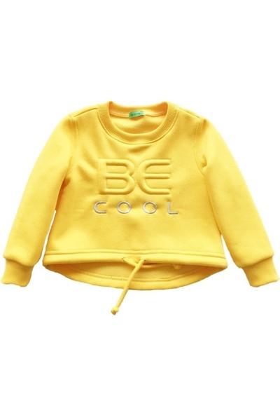 Karamela Çocuk Sweatshirt Be Cool