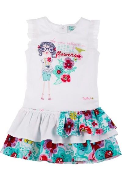 Tuc Tuc Kız Çocuk Kombinli Elbise Lost Eden