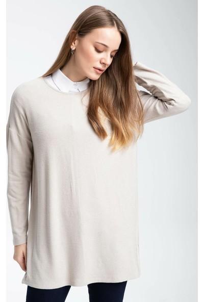 Defacto Kadın Uzun Kollu Basic Tunik
