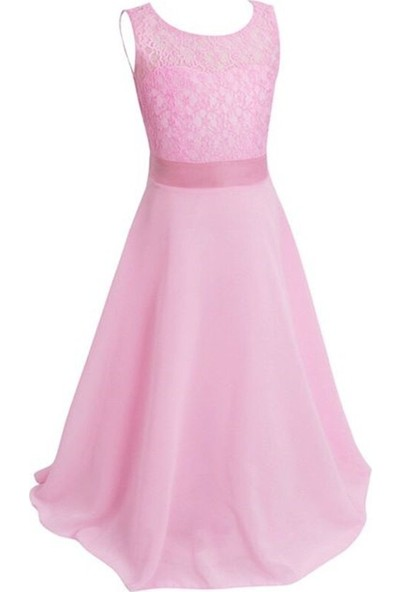 GOB2C Kız Çocuk Parti Elbisesi
