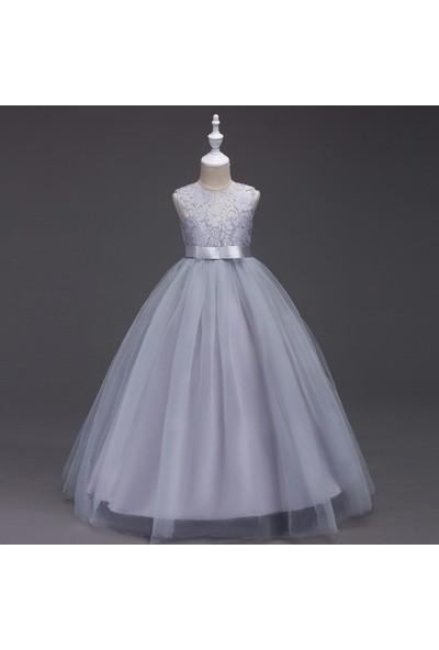 GOB2C Kolsuz Resmi Kız Çocuk Elbisesi