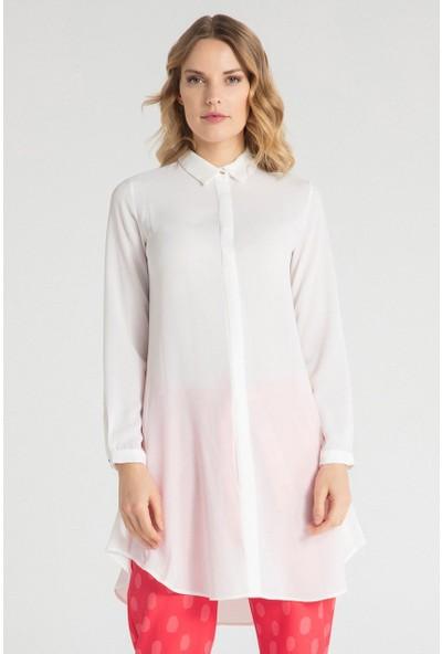Pera Club 12W9E10188 Kadın Tunik Elbise