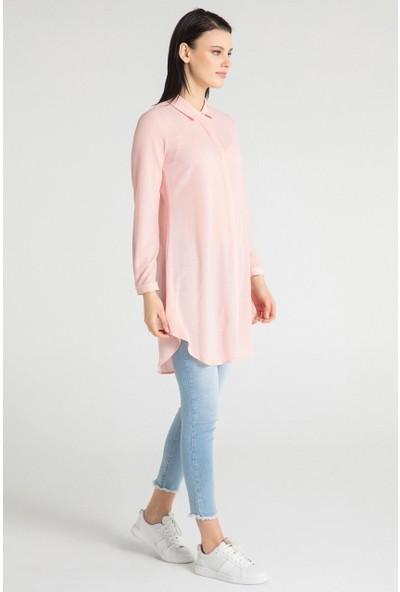 Pera Club 12W9E11188 Kadın Tunik Elbise