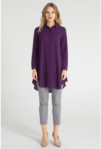 Pera Club 12W9E14188 Kadın Tunik Elbise