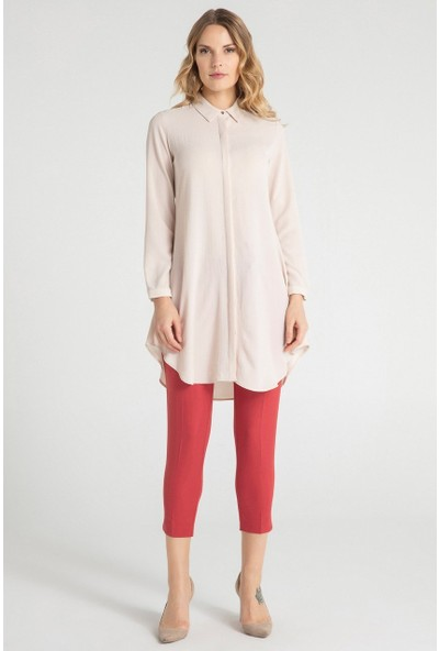 Pera 12W9E36188 Kadın Tunik Elbise