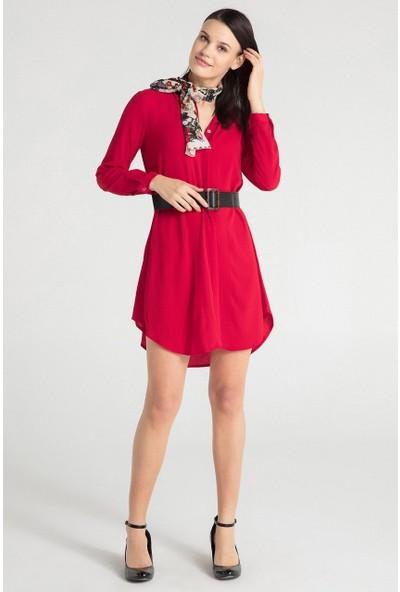 Pera Club 30W9E12188 Kadın Tunik Elbise