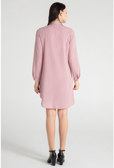 Pera 30W9E24188 Kadın Tunik Elbise