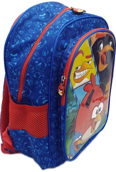 Balcase Angry Birds Okul Çantası