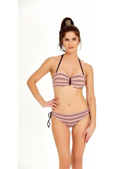 Argento Kadın Kaplı Bikini Takımı
