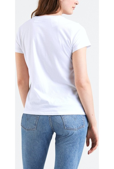 Levi'S Perfect Tee New Split Box Tab