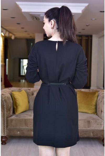 Springstore Kolu Incili Elbise