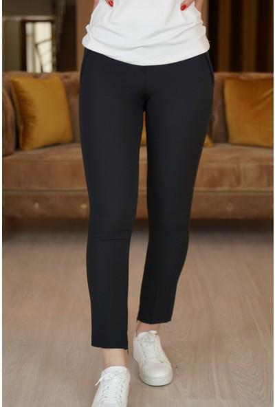 Springstore Kenarı Taş Işlemeli Pantolon