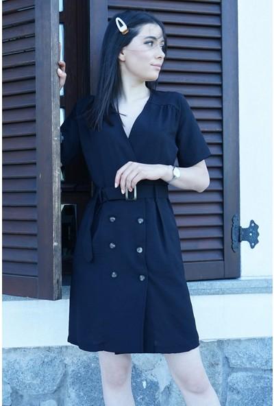 Springstore Kruvaze Elbise