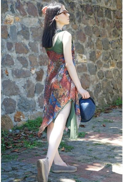 Springstore Kolyeli Elbise