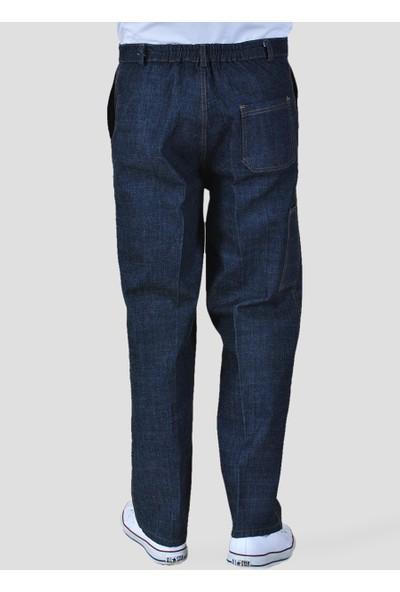 Şensel Kışlık Kot İş Pantolonu