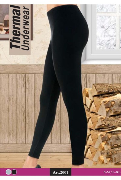 Kota 2001 Termal Kadın Uzun Alt Tayt İçlik