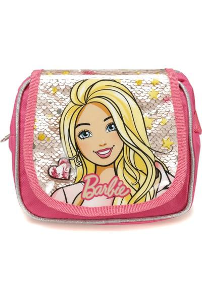 Barbie 84816 Pembe Kız Çocuk Çapraz Çanta