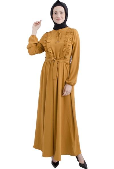 Arda New Line Hardal Elbise 3561794-10.52