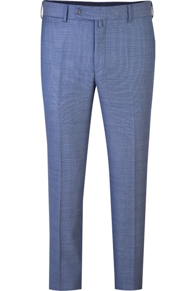 Kiğılı Slim Fit Kuşgözü Klasik Pantolon