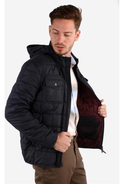 Dufy Erkek Düz Dış Giyim