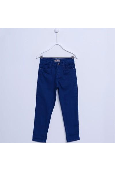 Silversun Kız Çocuk Klasik Kesim Pantolon PC 312142