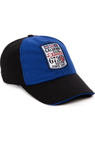 Galvanni Erkek Siyah Şapka - Hadsten