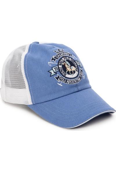 Galvanni Erkek Açık mavi Şapka - Naestved