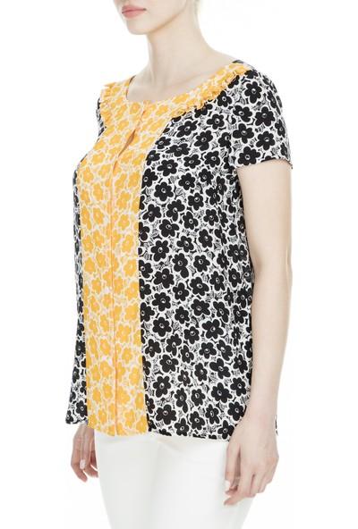 Love Moschino Kadın Gömlek Cfw C A75 80 T7755 C4253