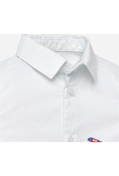 Mayoral Baskılı Uzun Kollu Gömlek - 02138
