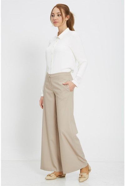 Nihan Bolpaça Pantolon-Taş X4141