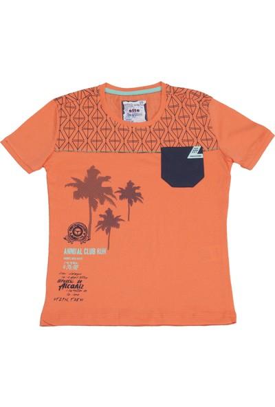 Ette Erkek Çocuk T-Shirt 13576ETTE