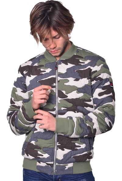Cresta Fermuarlı Ceket