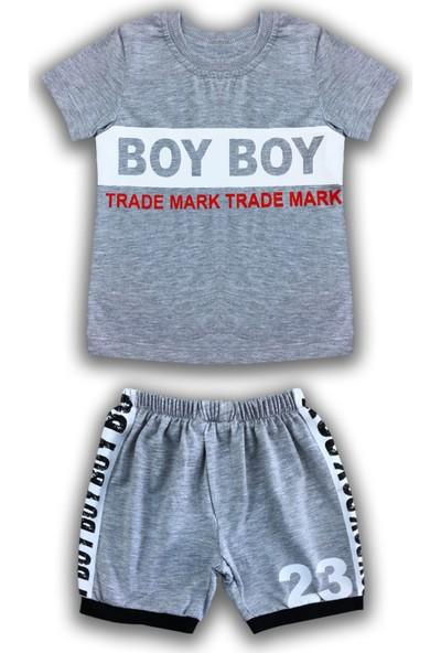 By Leyal For Kids Erkek Bebek Boy Detaylı Takım