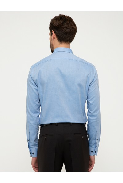 Pierre Cardin Erkek Dokuma Gömlek 50217111-Vr036