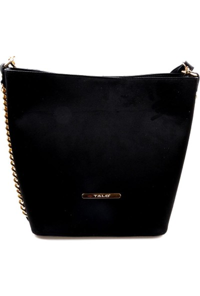 Talo 156 Kadın Siyah Kol Çantası