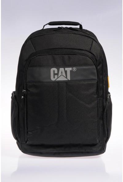 Cat Sırt Çantası Ct83515-01 Siyah