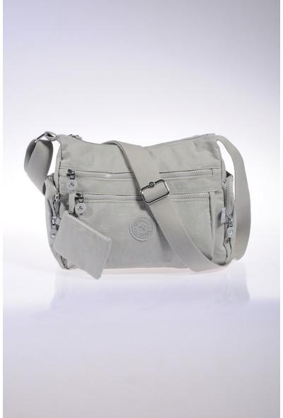 Smart Bags Çapraz Çanta Smb1115-0083 Ice Gri