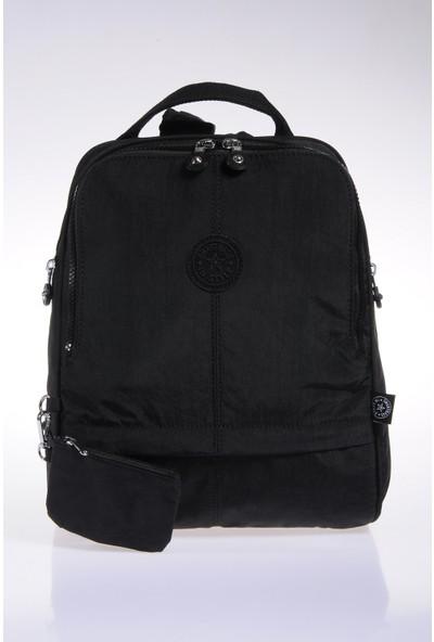Smart Bags Sırt Çantası Smb1117-0001 Siyah