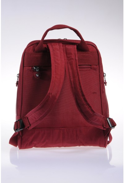 Smart Bags Sırt Çantası Smb1117-0021 Bordo
