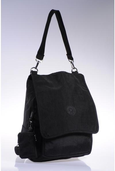Smart Bags Sırt Çantası Smb1119-0001 Siyah