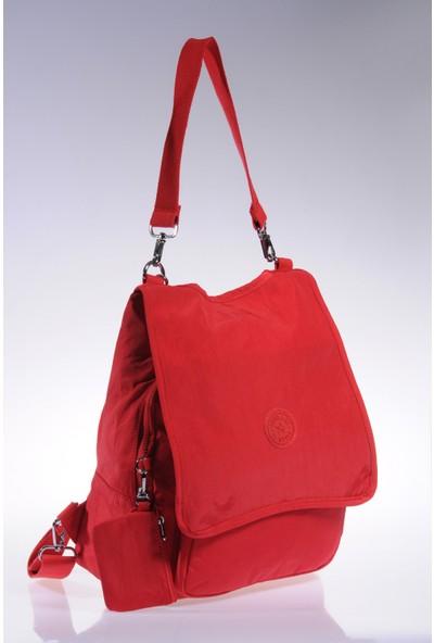 Smart Bags Sırt Çantası Smb1119-0019 Kırmızı