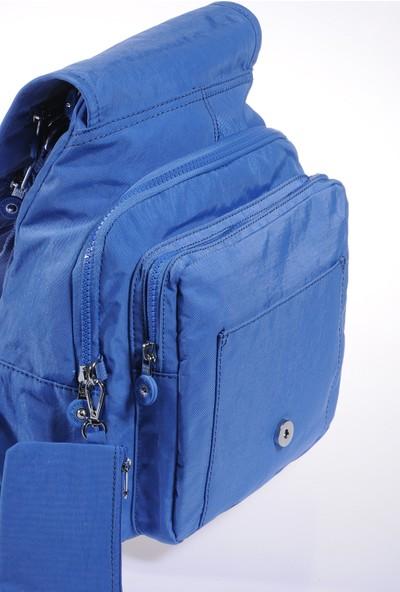Smart Bags Sırt Ve Omuz Çantası Smb1169-0031 N.Mavi