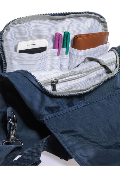 Smart Bags Sırt Ve Omuz Çantası Smb1169-0033 Lacivert
