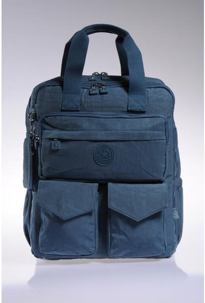 Smart Bags Sırt Çantası Smb1175-0050 N.Buz Mavi