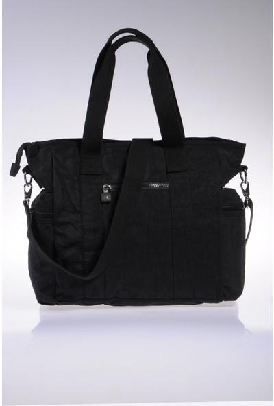 Smart Bags Bebek Bakım Çantası Smb1209-0001 Siyah