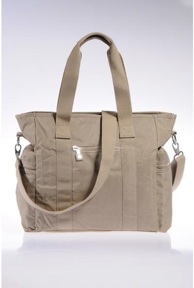 Smart Bags Bebek Bakım Çantası Smb1209-0015 Bej