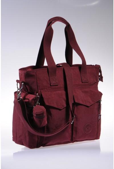 Smart Bags Bebek Bakım Çantası Smb1209-0021 Bordo