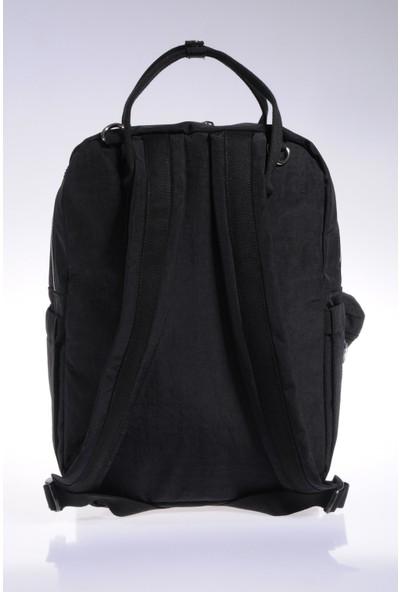 Smart Bags Bebek Bakım Sırt Çantası Smb1221-0001 Siyah