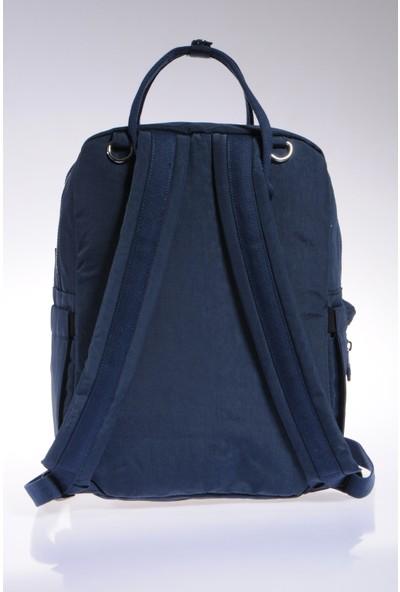 Smart Bags Bebek Bakım Sırt Çantası Smb1221-0033 Lacivert